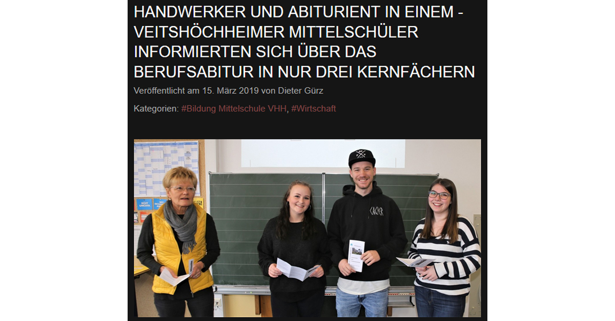 Mittelschule-Veitshöchheim